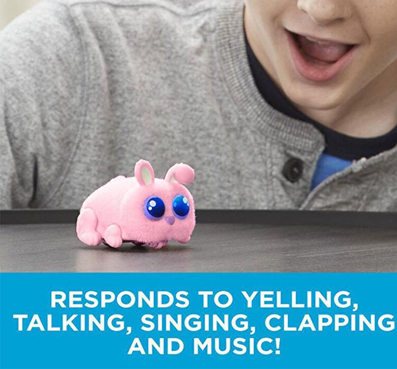Yellies - Iepuras interactiv Yellies - Biscuit Bun -