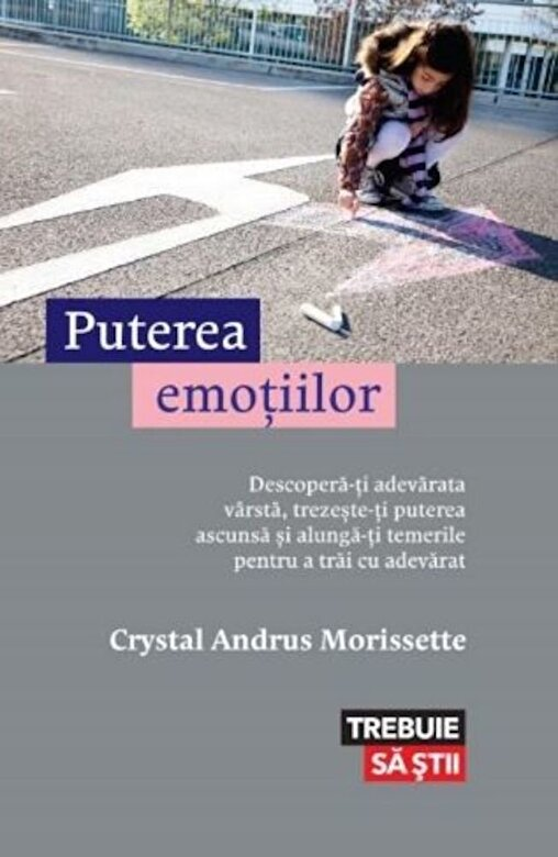 Crystal Andrus Morissette - Puterea emotiilor -
