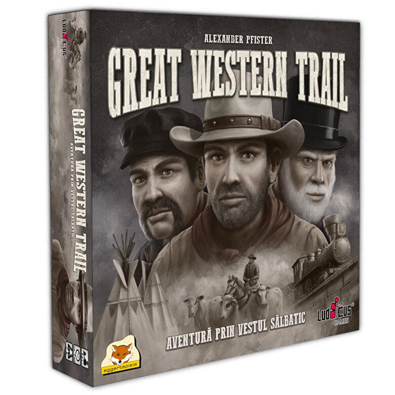 Eggertspiele - Joc Great Western Trail -