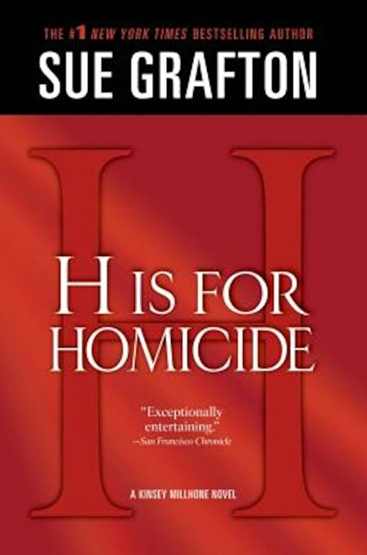 Sue Grafton - H Is for Homicide, Paperback -
