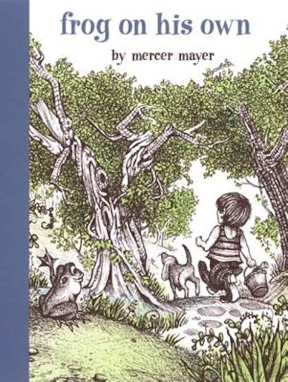 Mercer Mayer - Frog on His Own, Hardcover -