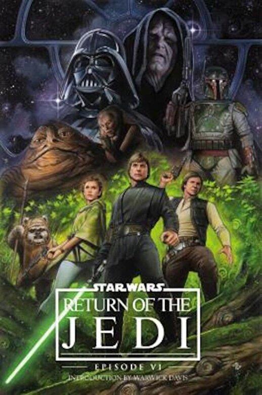 Marvel Comics - Star Wars: Episode VI: Return of the Jedi, Hardcover -