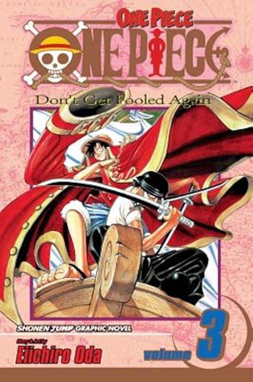 Eiichiro Oda - One Piece, Vol. 3, Paperback -