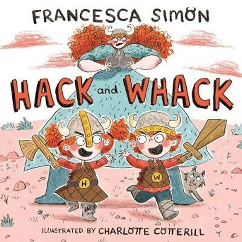 Francesca Simon - Hack and Whack, Paperback -