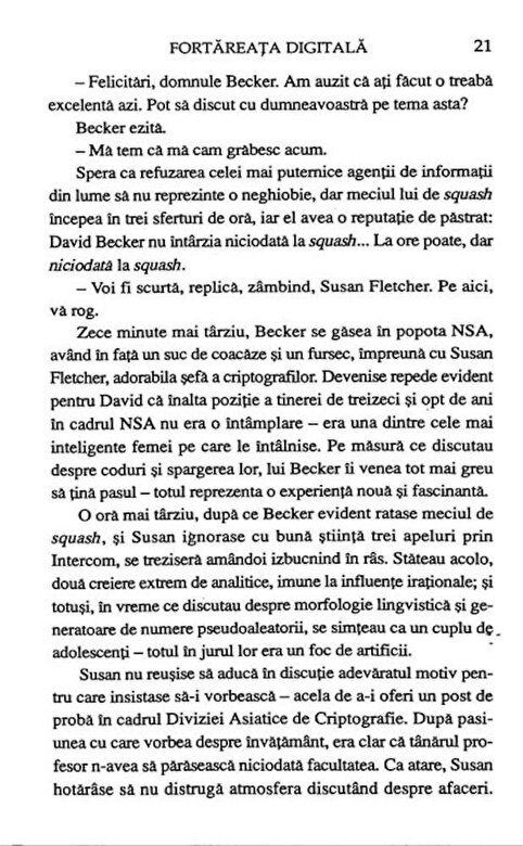 Dan Brown - Fortareata digitala -