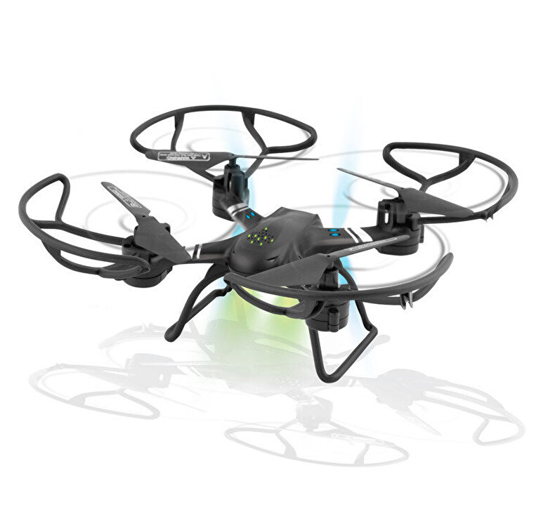 iDrive - Mini drona cu telecomanda iDrive, 18 cm -