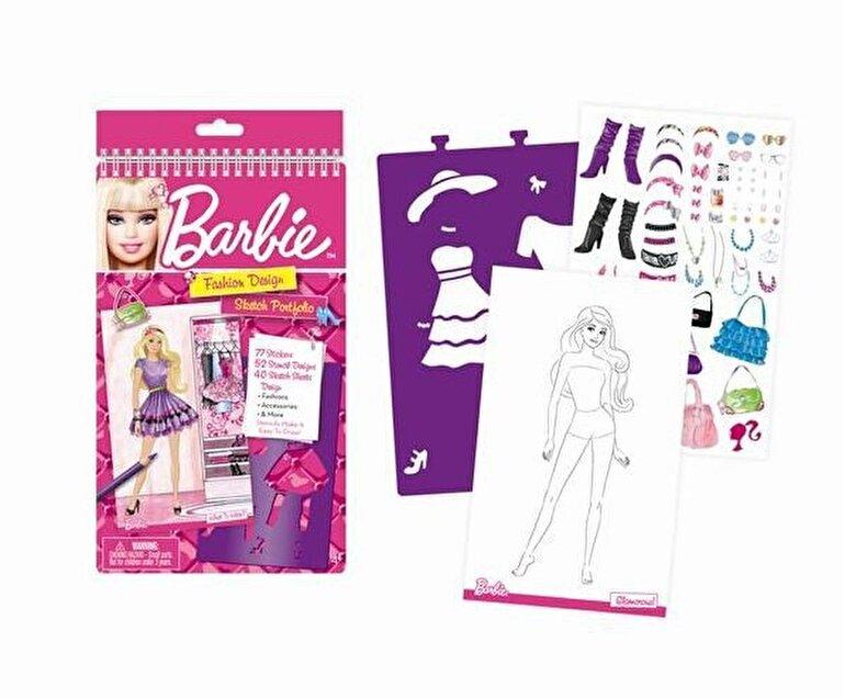 Fashion Angels - Barbie, Portofoliu schite -