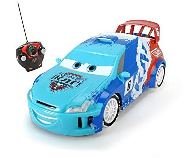 Dickie Toys - Cars Ice Racing - Masina RC Raoul, 17 cm -