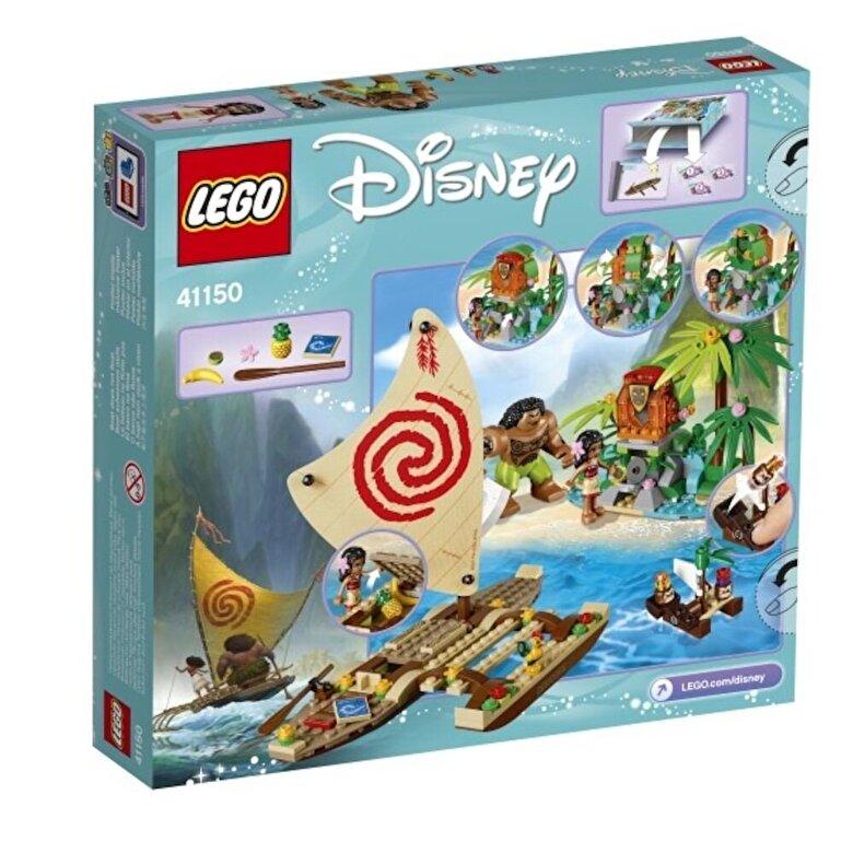 LEGO - LEGO Disney, Vaiana si calatoria ei pe ocean 41150 -
