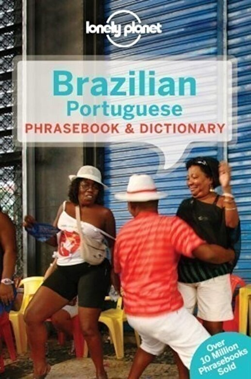 Lonely Planet - Lonely Planet Brazilian Portuguese Phrasebook & Dictionary -