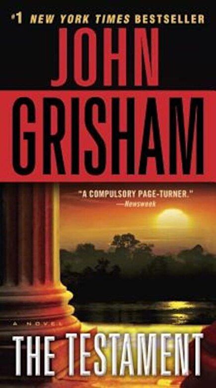 John Grisham - The Testament, Paperback -