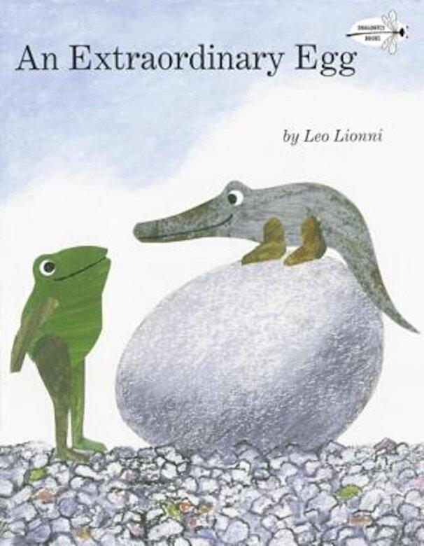 Leo Lionni - An Extraordinary Egg, Paperback -