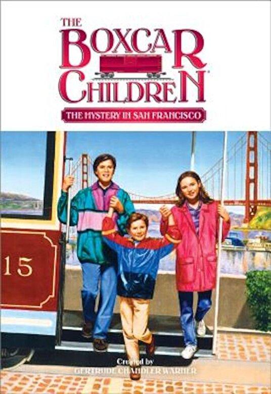 Gertrude Chandler Warner - The Mystery in San Francisco, Paperback -