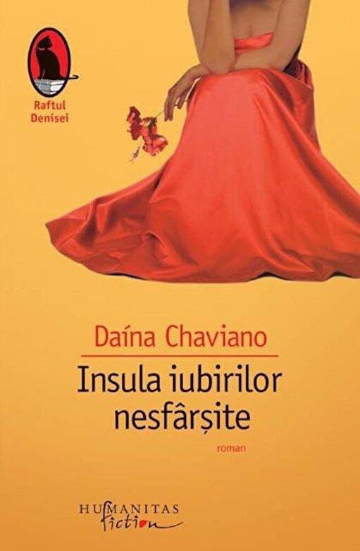 Daina Chaviano - Insula iubirilor nesfarsite -