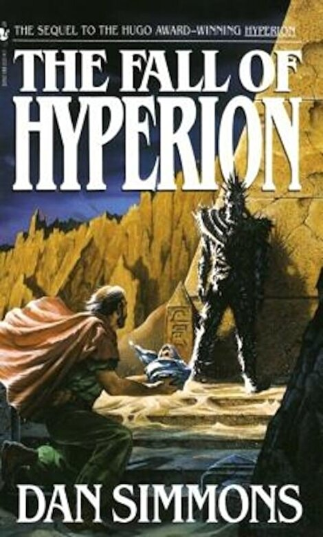 Dan Simmons - The Fall of Hyperion, Paperback -