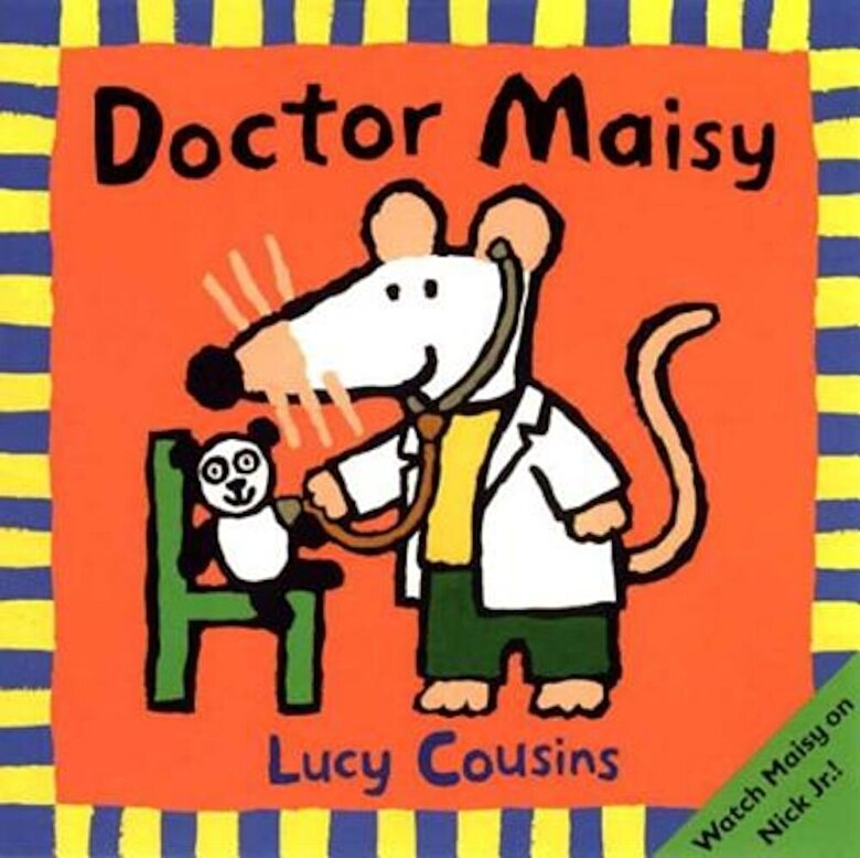 Lucy Cousins - Doctor Maisy, Paperback -