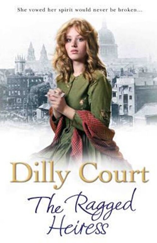 Dilly Court - Ragged Heiress, Paperback -