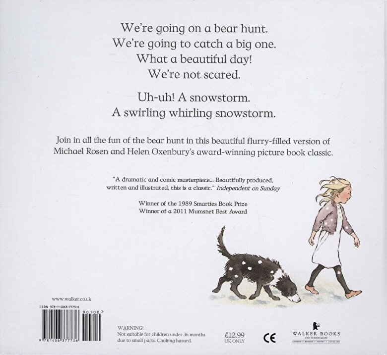 Michael Rosen - We're Going on a Bear Hunt, Hardcover -