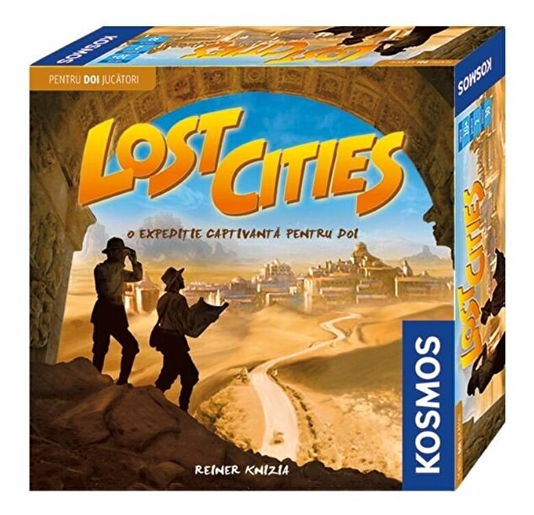 Kosmos - Joc Lost Cities -