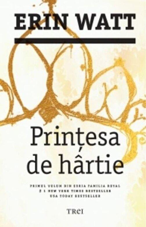 Erin Watt - Printesa de hartie -