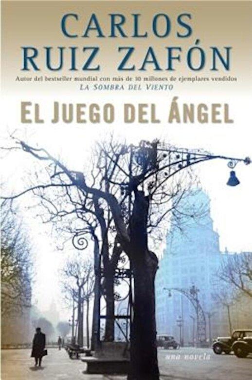 Carlos Ruiz Zafon - El Juego del Angel, Paperback -