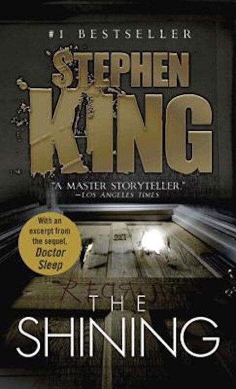 Stephen King - The Shining, Paperback -