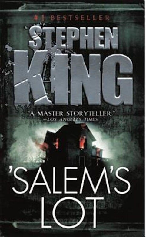 Stephen King - Salem's Lot, Hardcover -