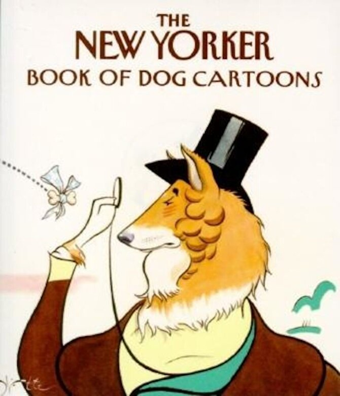 The New Yorker - The New Yorker Book of Dog Cartoons, Paperback -