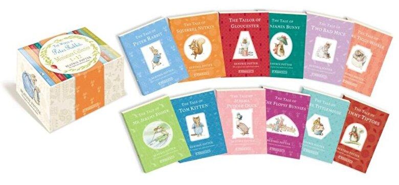 Beatrix Potter - The Miniature World of Peter Rabbit, Paperback -