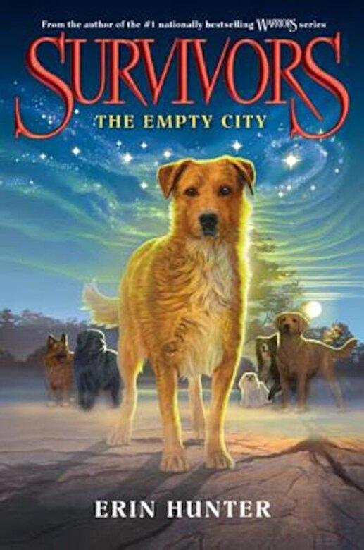 Erin Hunter - The Empty City, Hardcover -