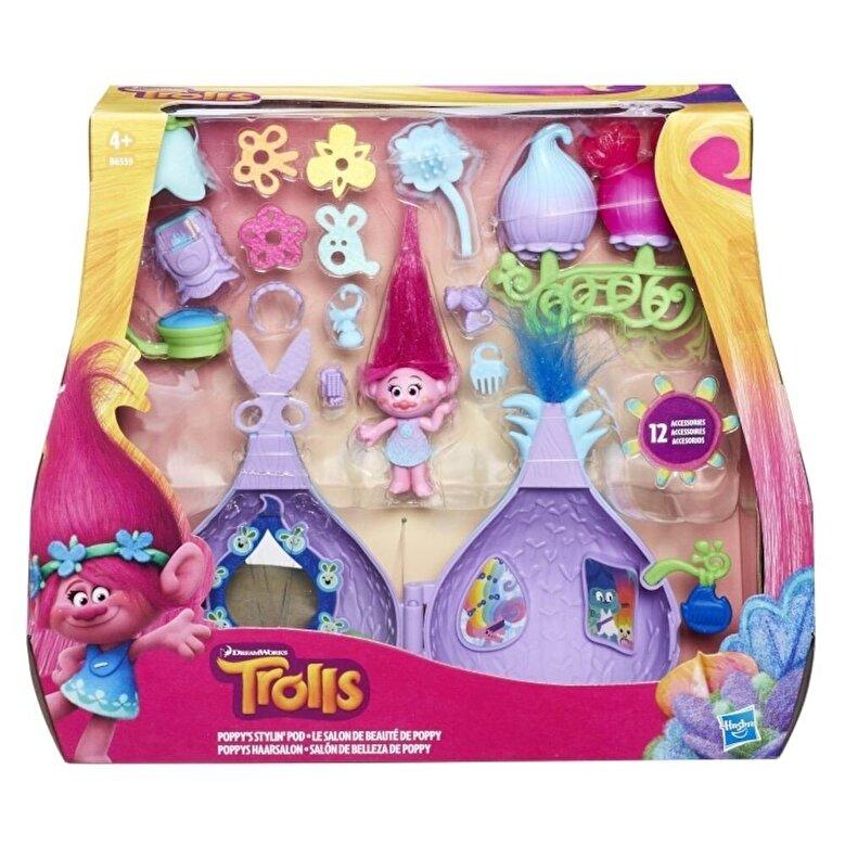 Trolls - Trolls, Set Salonul lui Poppy -
