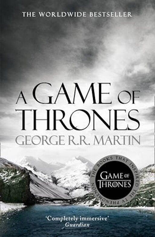 George R. R. Martin - Song Of Ice & Fire 1 - Game Of Thrones -