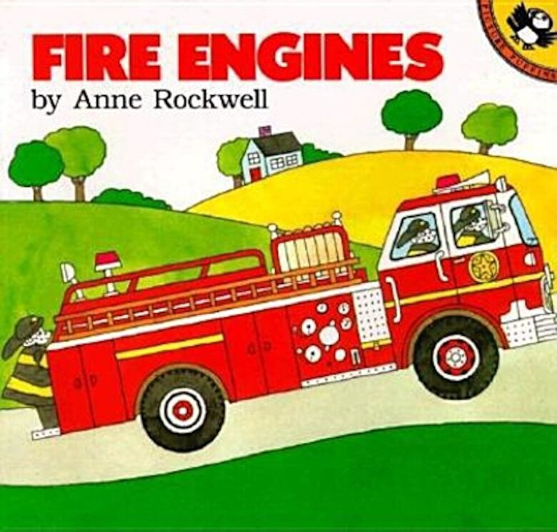 Anne Rockwell - Fire Engines, Paperback -