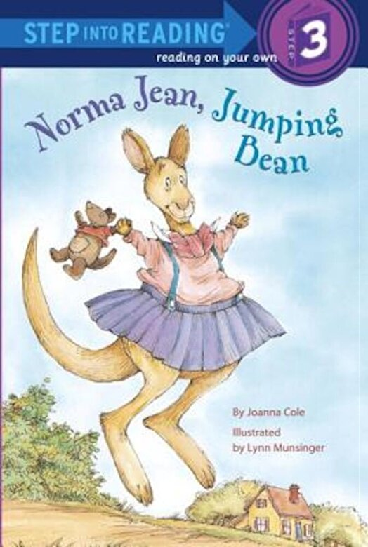 Joanna Cole - Norma Jean, Jumping Bean, Paperback -