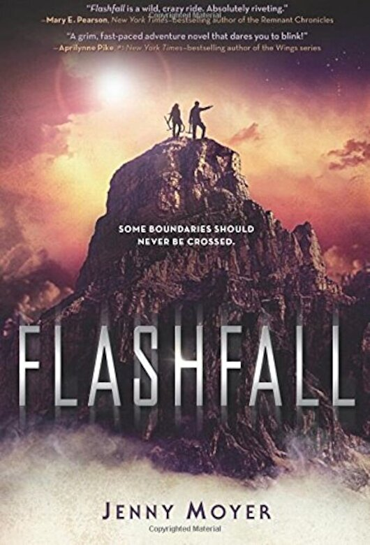 Jenny Moyer - Flashfall, Paperback -