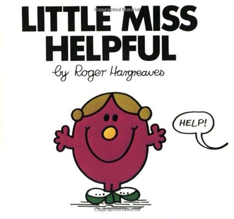 Roger Hargreaves - Little Miss Helpful, Paperback -