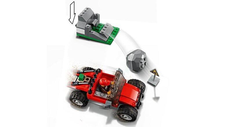 LEGO - LEGO City, Goana pe teren accidentat 60172 -