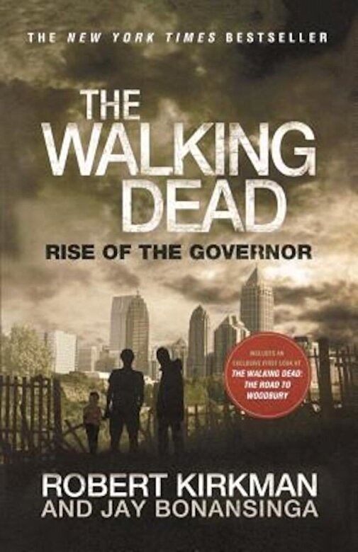 Robert Kirkman - Rise of the Governor, Paperback -