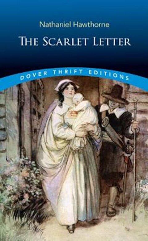 Nathaniel Hawthorne - The Scarlet Letter, Paperback -
