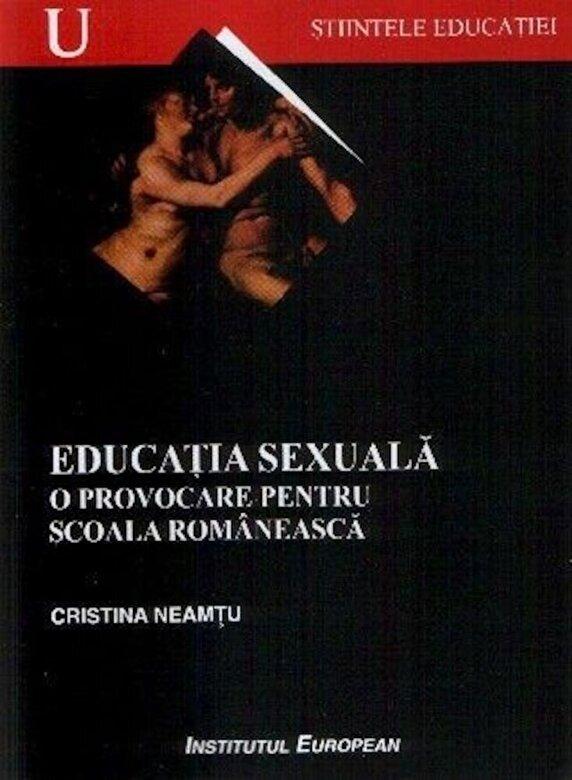 Neamtu Cristina - Educatie sexuala - o provocare pentru scoala romaneasca -