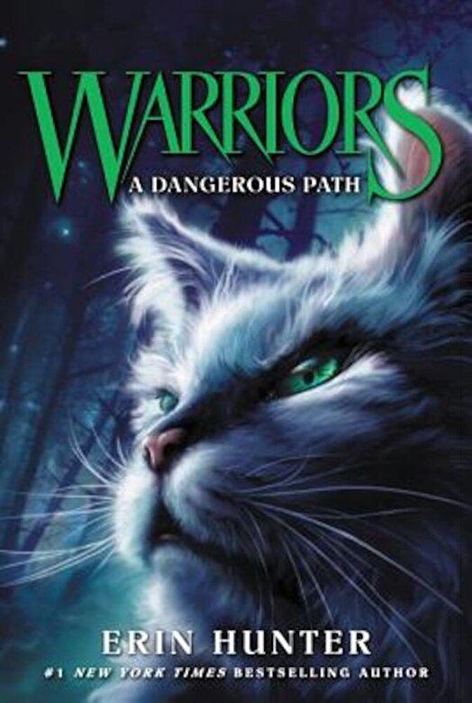 Erin Hunter - Warriors #5: A Dangerous Path, Paperback -