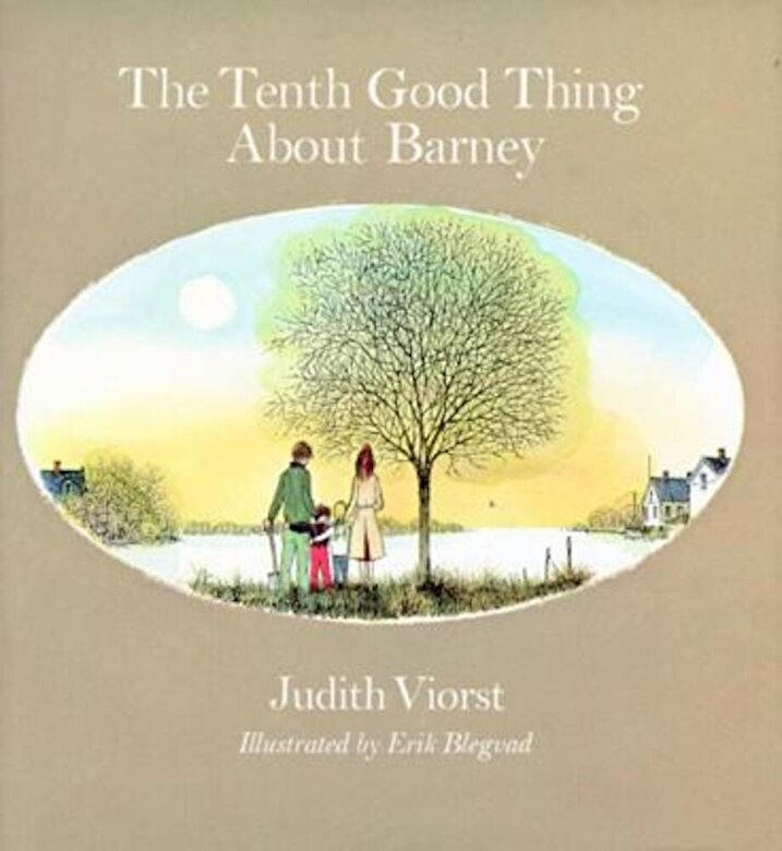 Judith Viorst - The Tenth Good Thing about Barney, Hardcover -