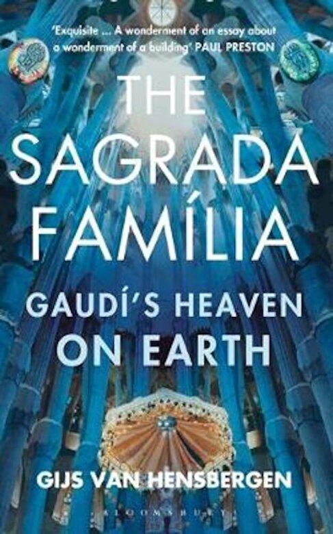 Gijs van Hensbergen - Sagrada Familia, Paperback -