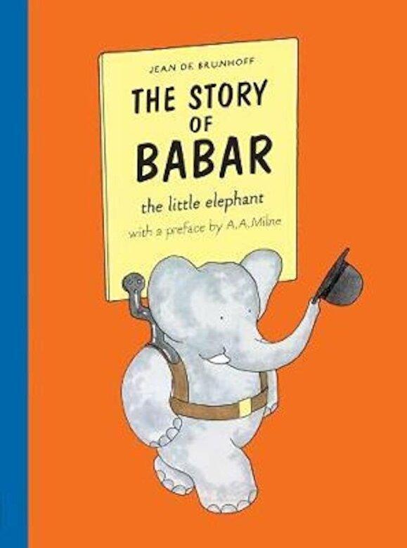 Jean De Brunhoff - Story of Babar, Paperback -