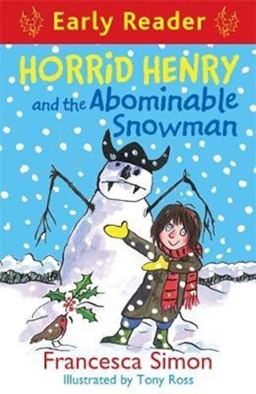 Francesca Simon - Horrid Henry Early Reader: Horrid Henry and the Abominable S, Paperback -