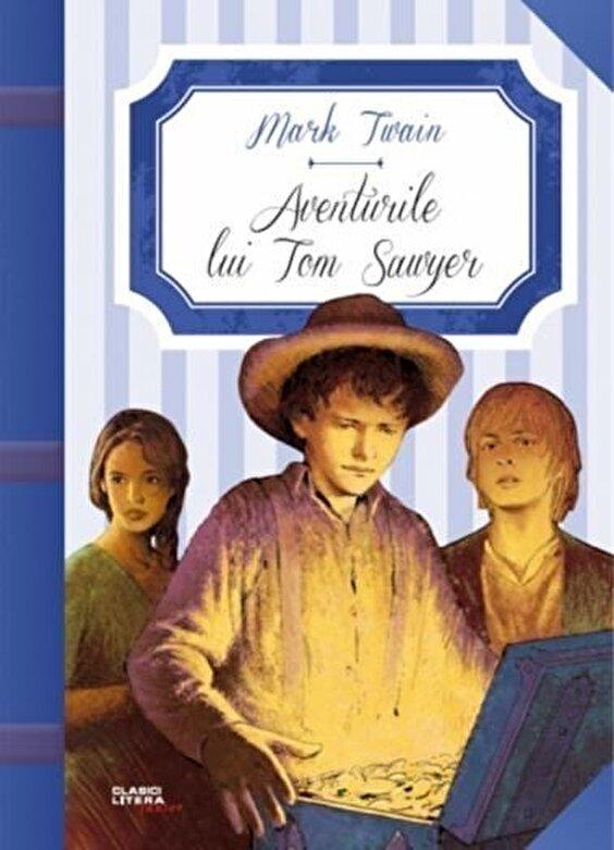 Mark Twain - Aventurile lui Tom Sawyer -