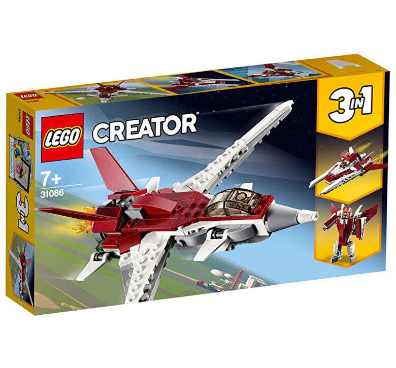 LEGO - LEGO Creator 3 in 1, Planorul viitorului 31086 -