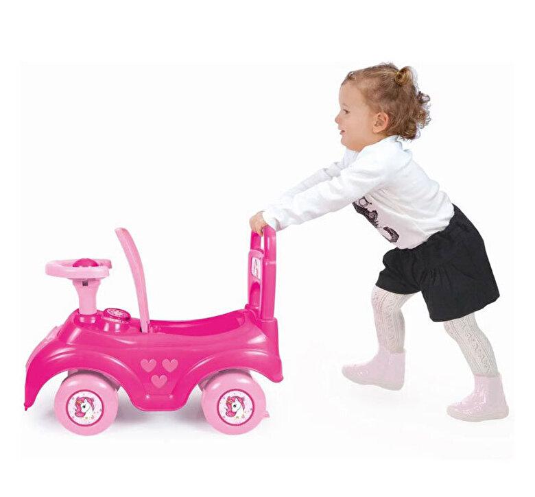 DOLU - Prima mea masinuta roz - Unicorn -