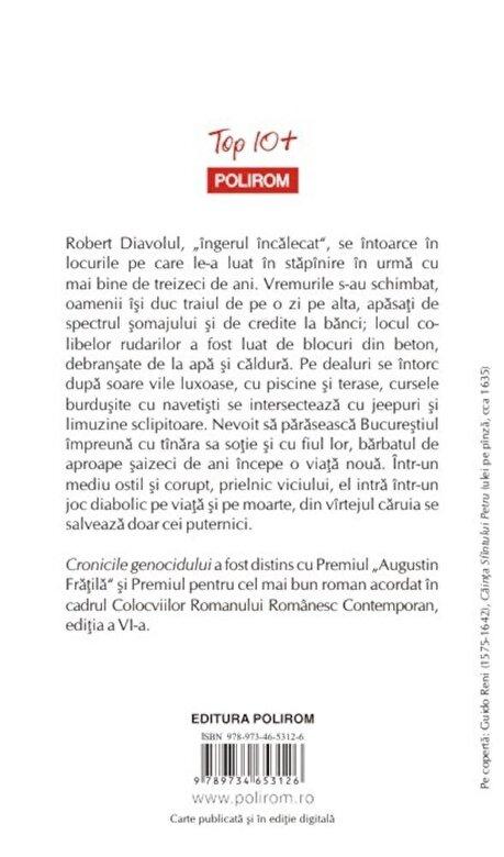 Radu Aldulescu - Cronicile genocidului (Top 10+) -