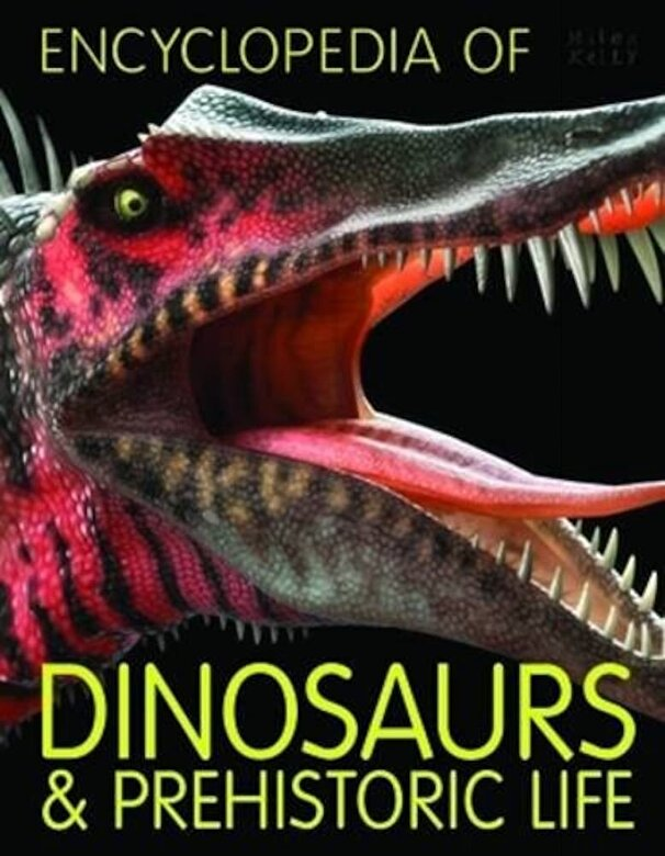 *** - Encyclopedia of Dinosaurs and Prehistoric Life -